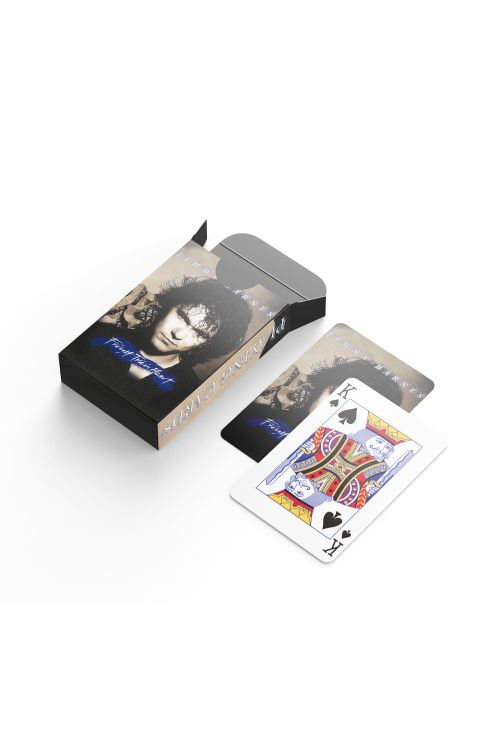 Freight Train Heart Playing Cards by Jimmy Barnes