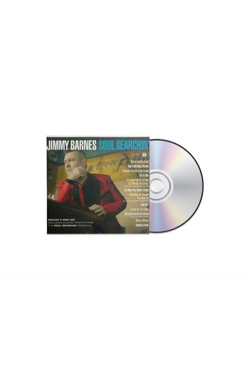 'Soul Searchin' CD by Jimmy Barnes
