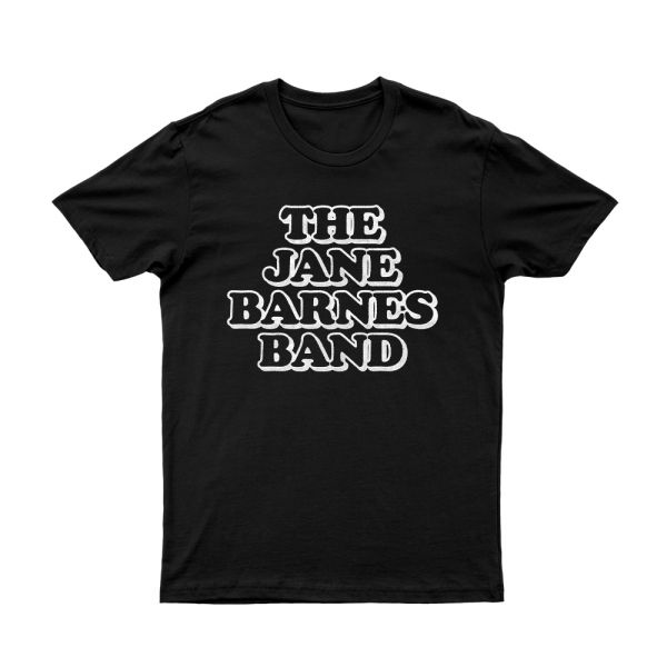 Jane Barnes Band' Black Tshirt