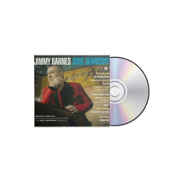'Soul Searchin' CD